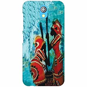 HTC Desire 526G Plus Printed Mobile Back Cover