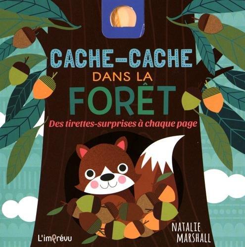 Cache-cache dans la forêt : Des tirettes-surprises à chaque page
