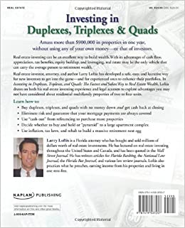 Investing Duplexes Triplexes Quads Fastest - Download or ...