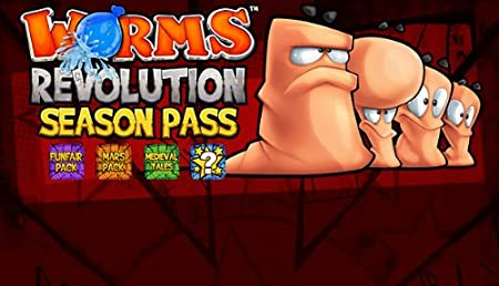 Worms Revolution Season Pass [Download]