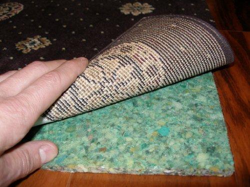 8'x10' Multiple Sizes. AREA RUG PAD. Manufacturer: Carpenter Style: Emerald PREMIUM 1/4