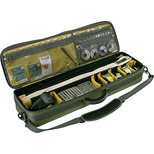 Allen company cottonwood fishing rod and gear bag olive for Amazon fishing gear