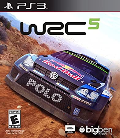 WRC 5 - PlayStation 3 - PlayStation 3