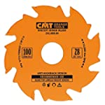 CMT 241.008.04 4-Inch by 8 Tooth 22mm...