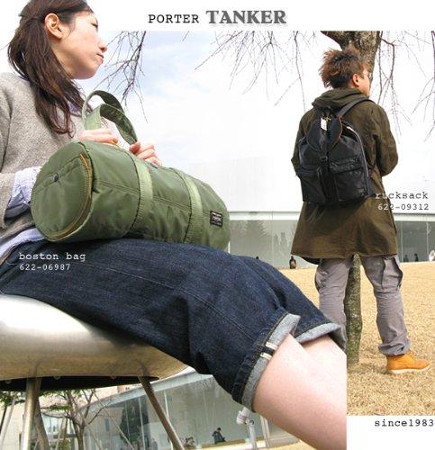 ポーター(porter)・タンカー・リュックサックL (ブラック)