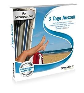 Smartbox® 3 Tage Auszeit