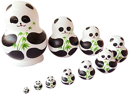 Set-of-10-Cute-Big-Panda-Bear-With-Green-Bamboo-Nesting-Dolls-Matryoshka-Animal-Russian-Doll-Popular-Handmade-Kids-Girl-Surprise-Gifts-Christmas-Holiday-Birthday-Toy-Home-Office-Display-Decoration