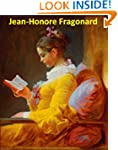 70 Color Paintings of Jean-Honore (Ho...
