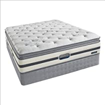 Hot Sale Simmons BeautyRest Recharge Spalding Plush Pillow Top Mattress - King