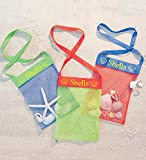Kid-Collectors Shell Bags, Set of Three