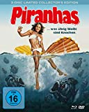Piranhas [Blu-ray] [Limited Collector's Edition]