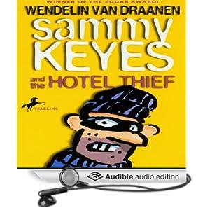 Amazon.com: Sammy Keyes and the Hotel Thief (Audible Audio Edition): Wendelin Van Draanen, Tara ...