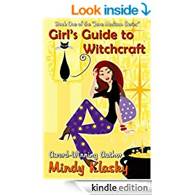 Girl's Guide to Witchcraft: A Humorous Paranormal Romance (Jane Madison Series Book 1)
