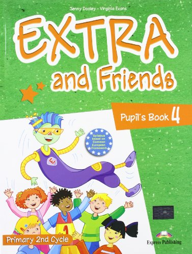Extra & Friends: Primary 2nd Cycle No. 4