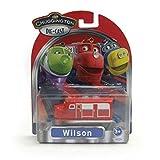 Chuggington Die-Cast - La Locomotive Wilson - Véhicule Miniature 6 cm