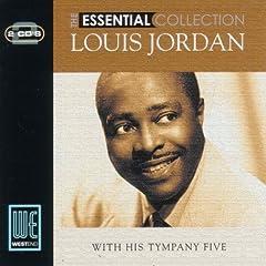 【クリックでお店のこの商品のページへ】Louis Jordan : Essential Collection - 音楽