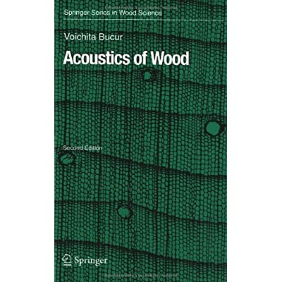 Acoustics of Wood