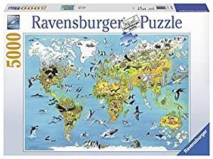 Ravensburger fascinating earth jigsaw puzzle for Custom 5000 piece puzzle