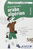 Kit de conversation Arabe algérien (guide +1CD audio)