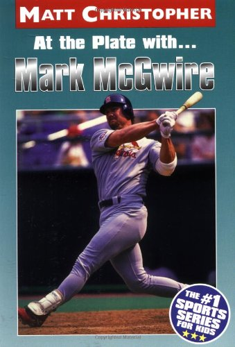 At The Plate With...Marc Mcgwire (Sports Bio Bookshelf)