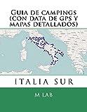 Guia de campings ITALIA SUR (con data de gps y mapas detallados)