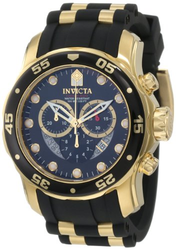 Invicta Men's Chronograph Quartz Watch 6981