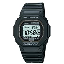Casio Men's GW5600J-1 G-Shock Atomic Tough Solar Watch