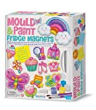 4M Mould & Paint Fridge Magnets