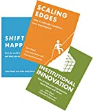 img - for Big Shift Series Bundle: Shift Happens, Institutional Innovation, Scaling Edges book / textbook / text book