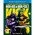 Kick-Ass / Kick-Ass 2 - Double Pack Box Set [Blu-ray]
