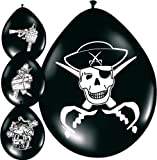 Toy - Luftballons Piratensch�tze 8er Pack