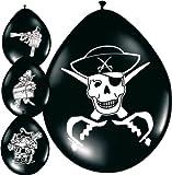 Toy - Luftballons Piratensch�tze 8er Pack