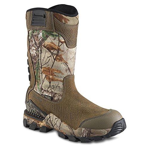 Big Save! Irish Setter Men's 4843 Deer Tracker 12 Inch Hunting Boot