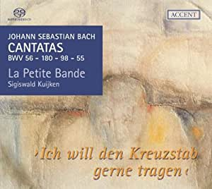 Cantate Bwv56 - Cantate Bwv180 - Cantate Bwv98 - Cantate Bwv55