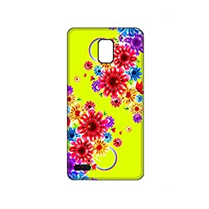 Vibhar printed case back cover for Xiaomi RedMi Note Prime MultipleFlowers