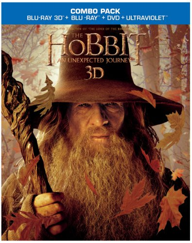 The Hobbit: An Unexpected Journey - Blu-ray 3D