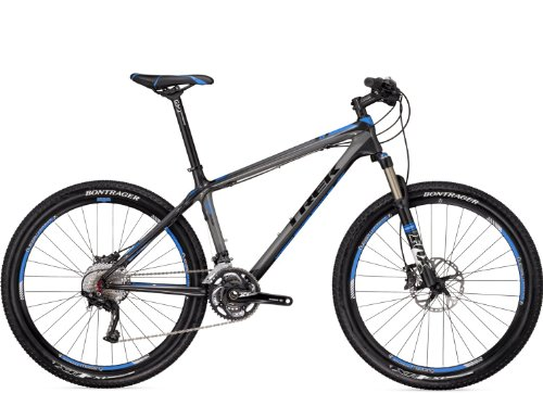 Trek Herren MTB Elite 9.7, Paramount Grey/Onyx Carbon, 18.5, Elite 9.7