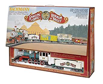 Bachmann Industries Ringling Bros, Barnum and Bailey