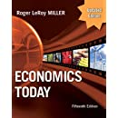 Economics Today, Update Edition (15th Edition) (The Pearson Series in Economics)