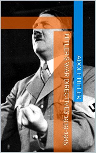 Hitler's War Directives 1939-1945 PDF