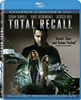 Total Recall Two Discs Blu-ray Ultraviolet Digital Copy Blu-ray by Sony