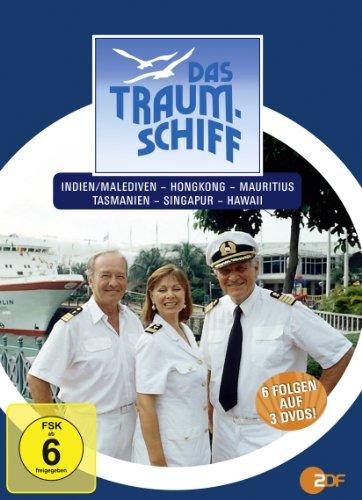 Das Traumschiff DVD-Box 7