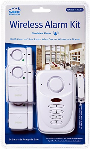 Sabre Wireless Alarm Kit