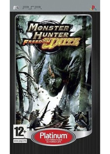 Monster Hunter Freedom Unite Platinum