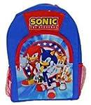 Sega Sonic the Hedgehog Backpack Scho...