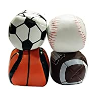 MICHLEY Hacky Sack Sports Balls Outdo…