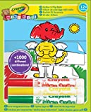 Crayola - Color & Flip book, cuaderno para colorear (10696)