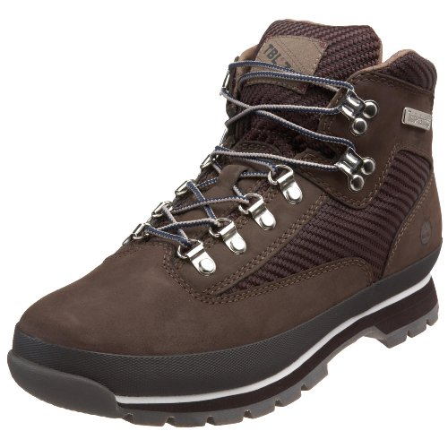 Timberland Men's Euro Hiker Leather And Fabric Boot
