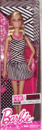 Barbie Pink & Fabulous Collection 2 Look 1