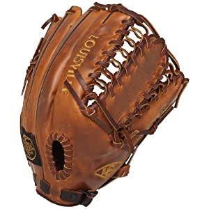 Louisville Slugger Omaha Pro 12.75 inch Baseball Glove Left Handed Throw